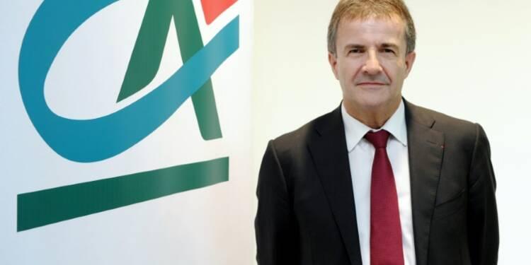 Crédit Agricole SA paie ce trimestre sa réorganisation de capital