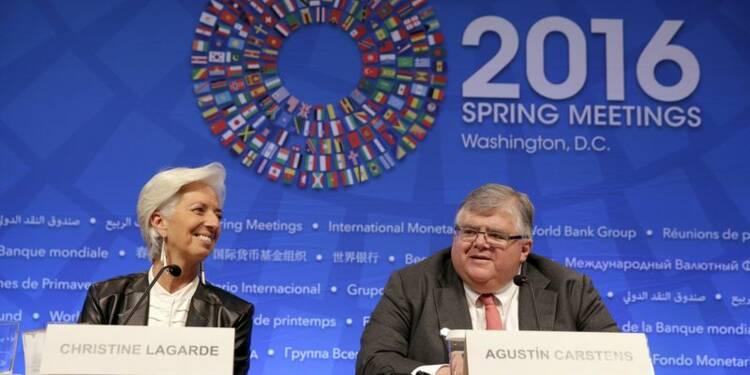 """Le FMI prône des dépenses publiques """"propices à la croissance"""""""