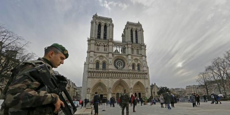 Célébrations de Noël en France sous haute surveillance