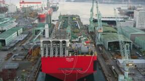 Concurrencés par la Chine, les chantiers navals sud-coréens affrontent la crise