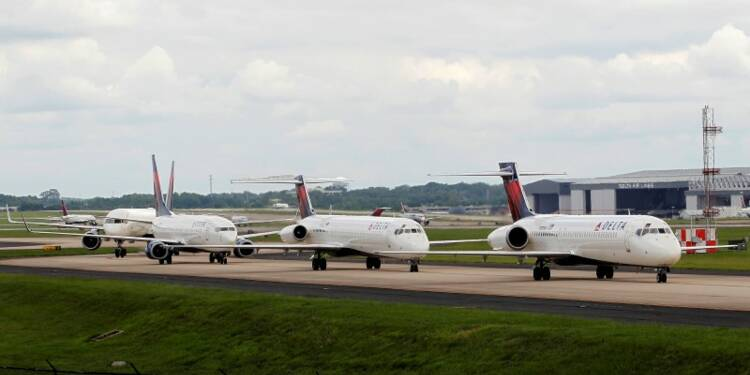 Delta prévoit un retour à la normale de ses vols dans la journée