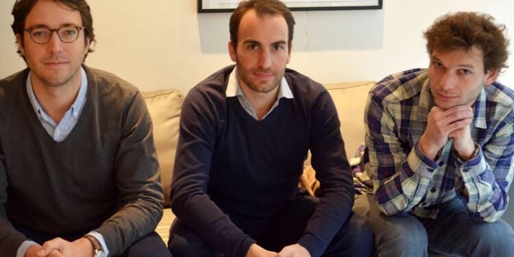 Jean-Alexandre Janoray et Martin Rigot-Muller : ils veulent devenir les cadors du «cashless»