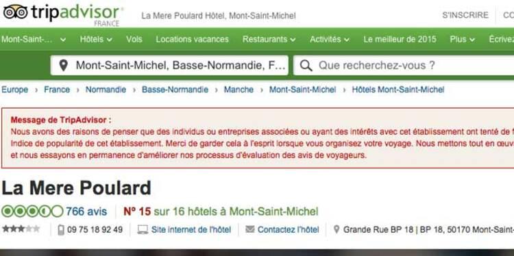 La Mère Poulard accusée de tricherie sur le web : les raisons de ce dérapage
