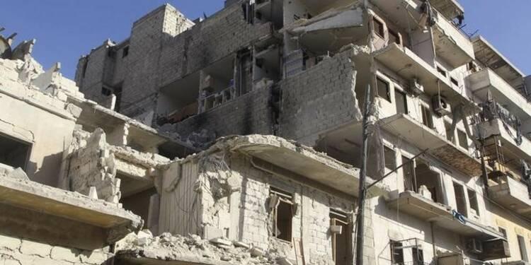 USA et Russie présentent un plan de cessez-le-feu en Syrie