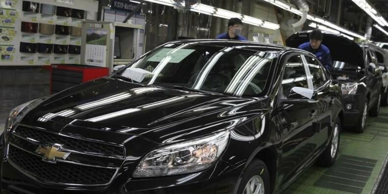 GM évite une grève en Corée avec un accord salarial