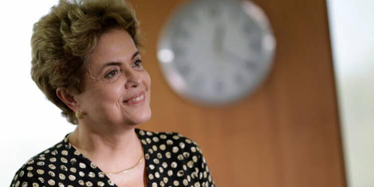 Le sort de Dilma Rousseff entre les mains des sénateurs