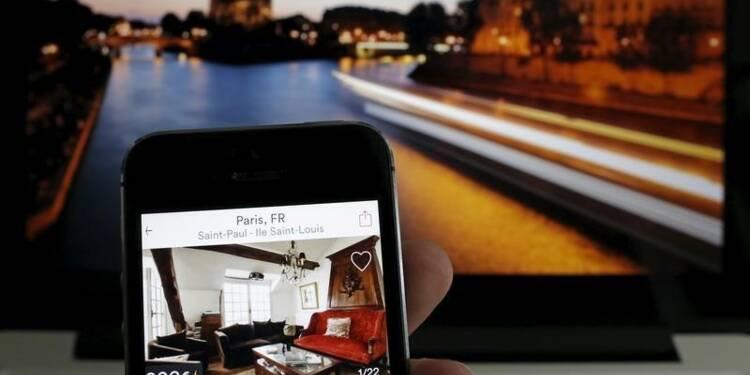 """Paris joue la transparence sur les locations """"Airbnb"""""""