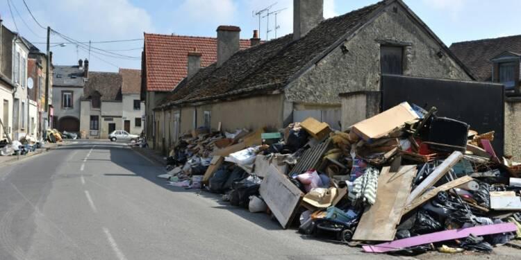 Inondations: une aide d'urgence de 500 euros pour les particuliers
