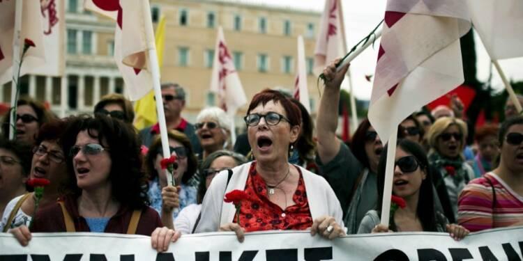 Grèce: le Parlement adopte une réforme des retraites controversée