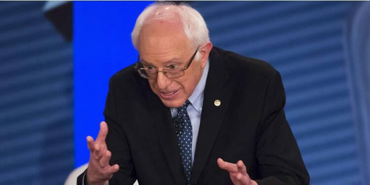 """Bernie Sanders, (candidat aux primaires américaines) : """"Les riches vous baisent !"""""""