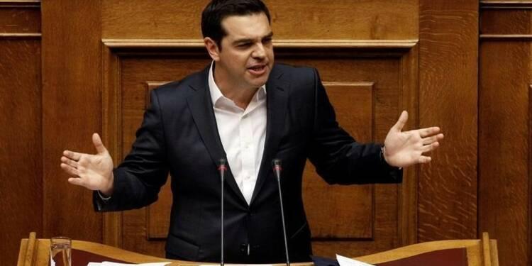 Le Parlement grec adopte de nouvelles réformes économiques