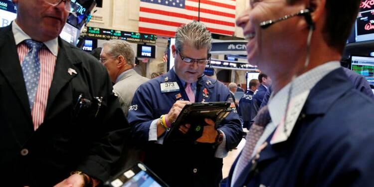 Le Dow Jones perd 0,2%, le Nasdaq gagne 0,09%