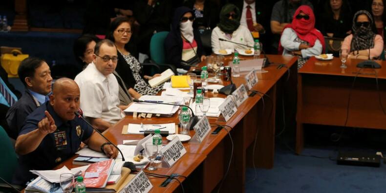 La campagne anti-drogue fait 36 morts par jour aux Philippines