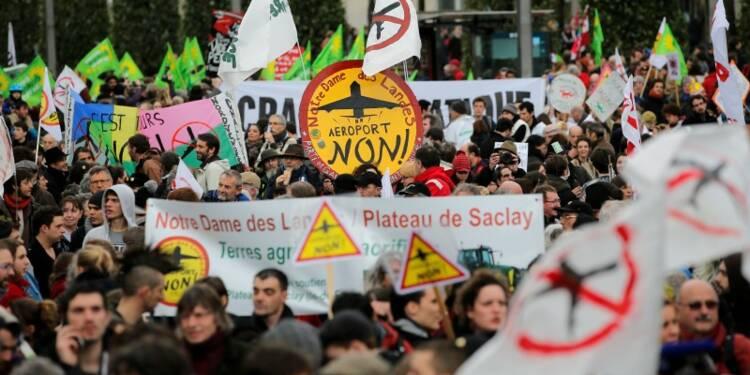 Ségolène Royal relance le débat sur Notre-Dame-des-Landes