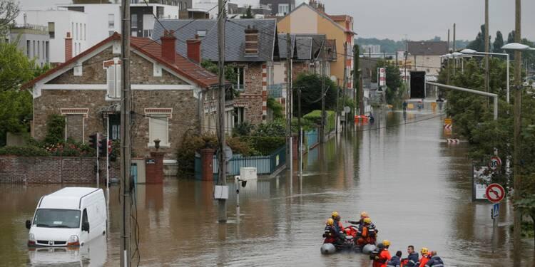 L'aide d'urgence sera de 500 euros par foyer inondé en moyenne