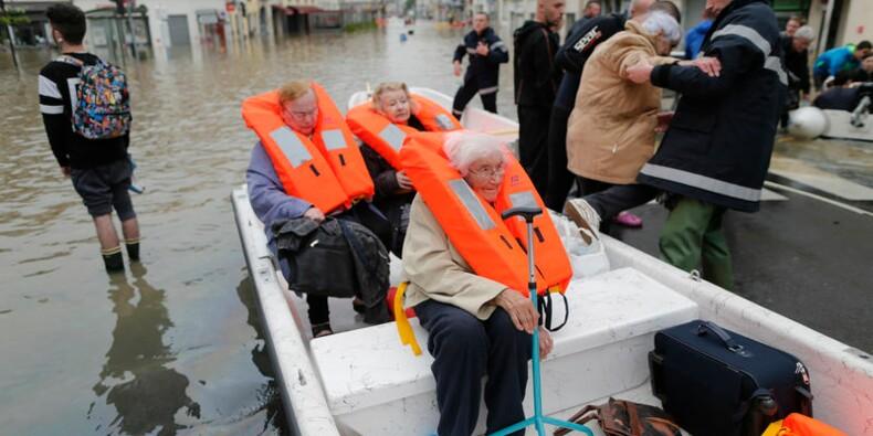 Loiret et Seine-et-Marne face aux crues, la Seine inquiète