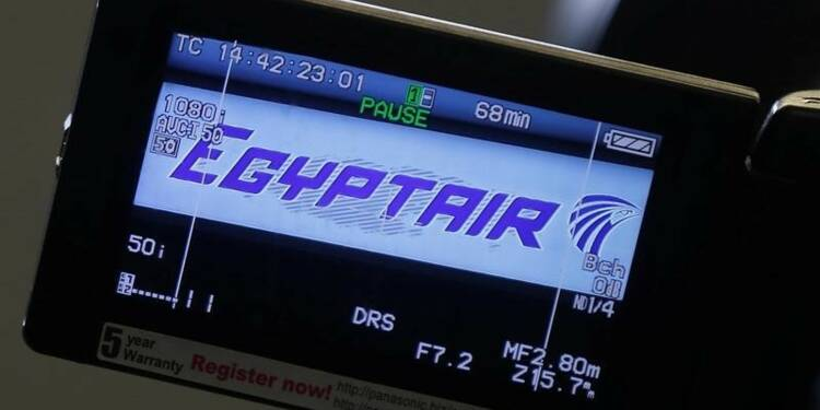 Enquête pour homicides involontaires pour le vol d'EgyptAir