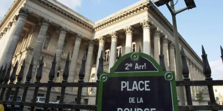 La Bourse de Paris finit la semaine sur un rebond grâce au pétrole