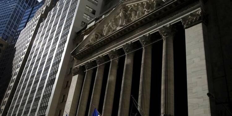 Wall Street ouvre en hausse avec les chiffres de l'emploi