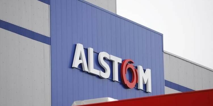 Alstom a signé ses méga-contrats en Inde