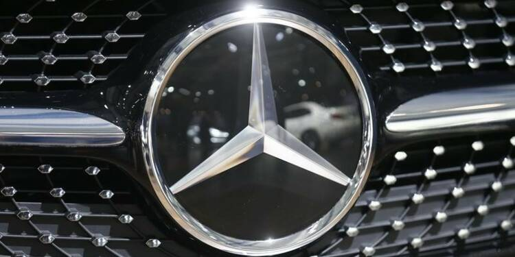 Mercedes pourrait ravir à BMW le titre de n°1 du haut de gamme
