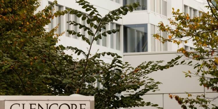 Glencore cède 40% de sa filiale agricole pour réduire sa dette
