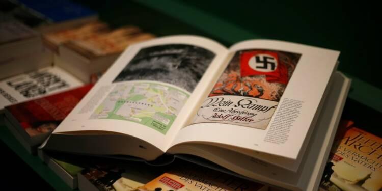 """Les commandes affluent pour la nouvelle édition de """"Mein Kampf"""""""