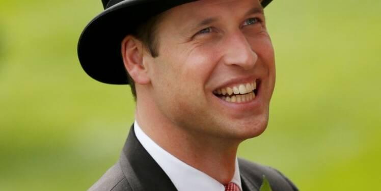 Le prince William pose contre l'homophobie