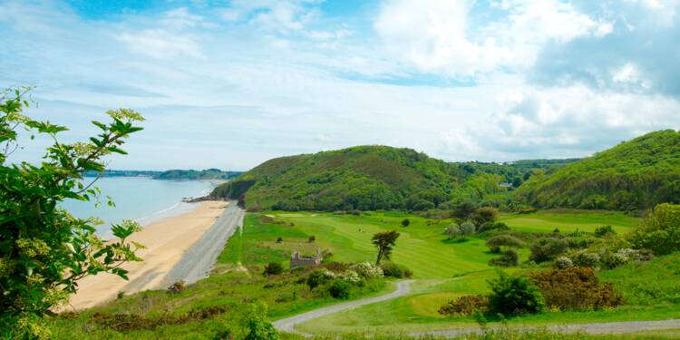 Les tables discrètes des golfs bretons fréquentées par les VIP