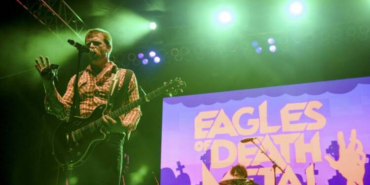 COR-Les Eagles of Death Metal racontent l'attentat du Bataclan