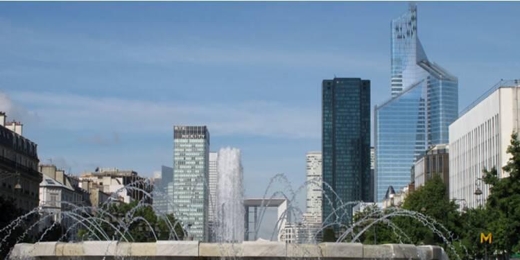 SFR lance la 4G sur le quartier d'affaires de La Défense