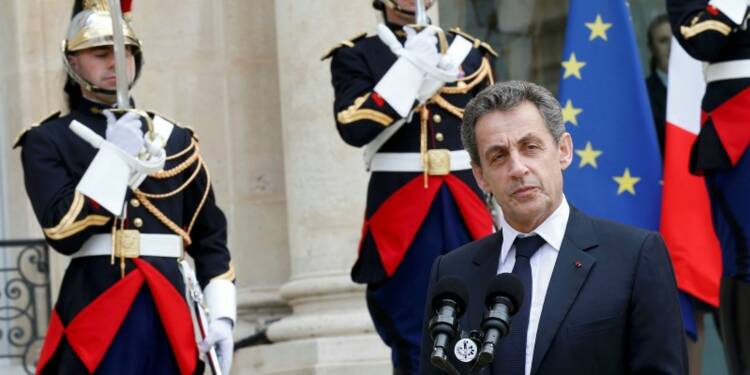 Un nouveau traité européen possible en 2016 pour Nicolas Sarkozy