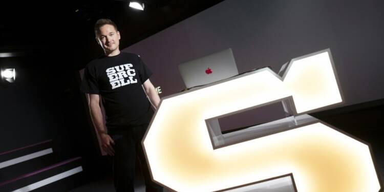 Jeux vidéo: Le chinois Tencent rachète le finlandais Supercell