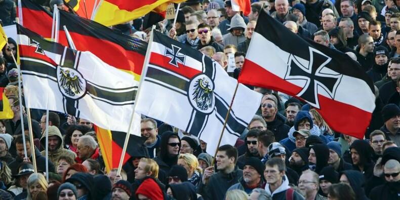 Echauffourées à Cologne en marge d'une marche de Pegida