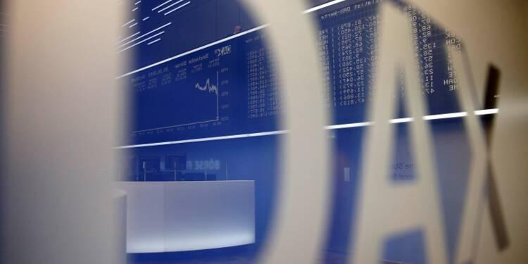 Les Bourse européennes en légère hausse à l'ouverture