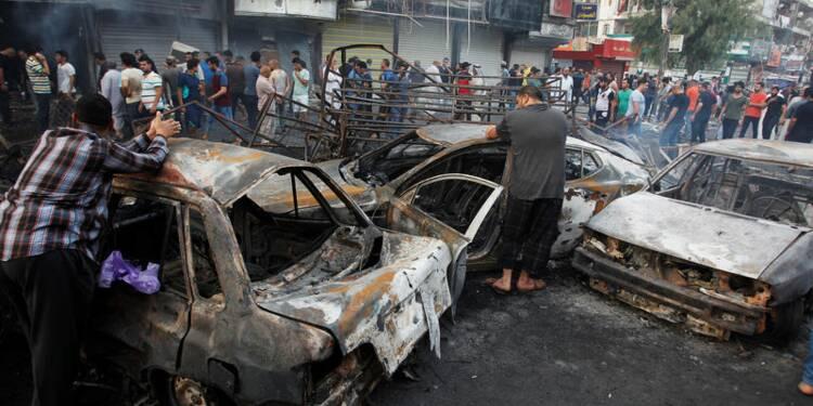 Au moins 175 morts dans l'attentat de Karrada en Irak