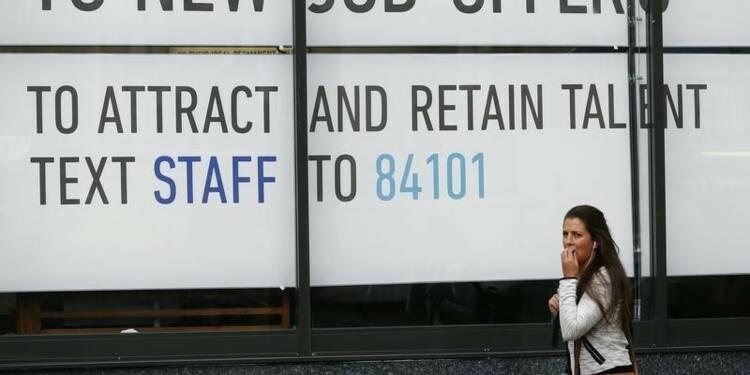Le chômage en Grande-Bretagne à son plus bas niveau depuis 2005