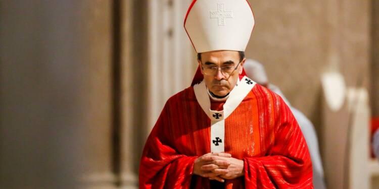Le cardinal Barbarin exclut de démissionner