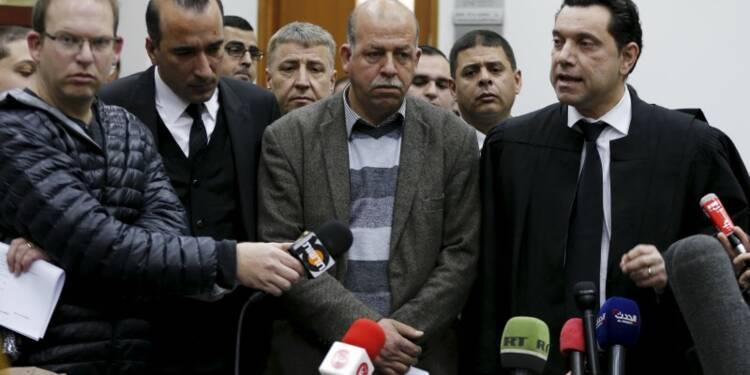 Perpétuité pour le meurtre d'un jeune Palestinien à l'été 2014