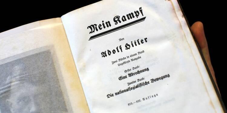 Débat en Allemagne autour de la publication de Mein Kampf