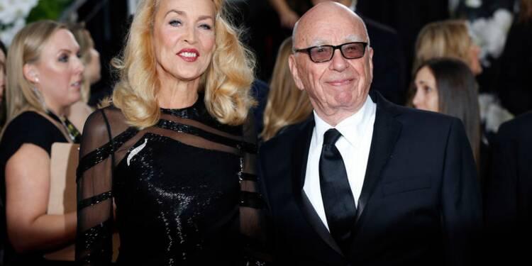 Rupert Murdoch va épouser Jerry Hall