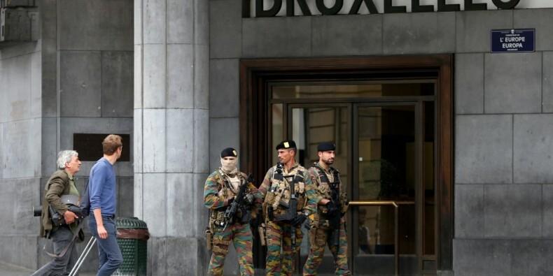 La gare centrale de Bruxelles évacuée après une alerte