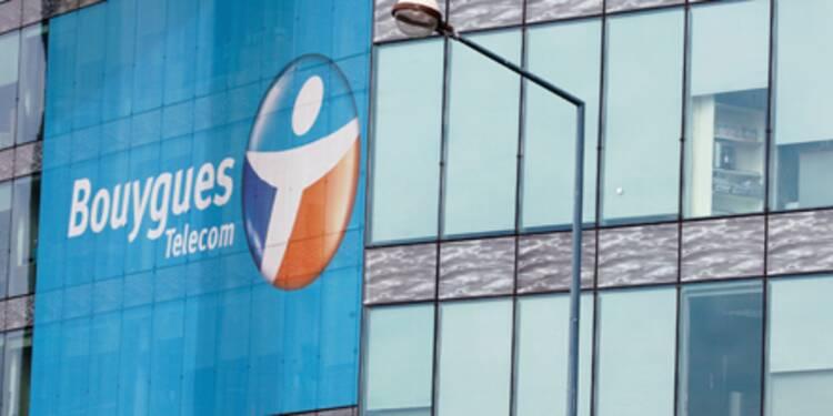 Bouygues salué en Bourse grâce au redressement de sa filiale télécoms