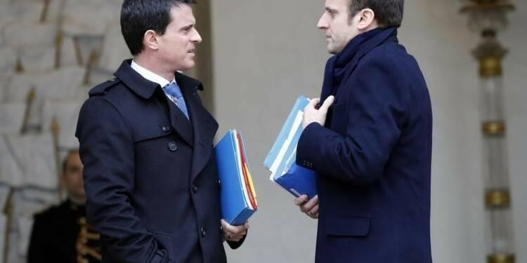 Valls accuse Macron de céder aux sirènes du populisme