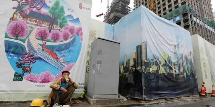 Pékin émet des doutes sur le rythme de hausse des revenus