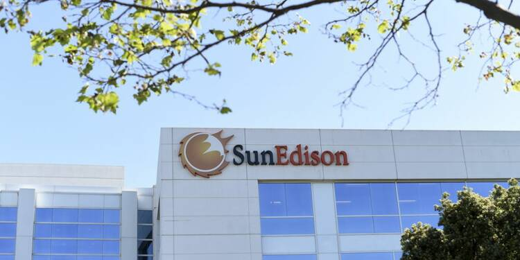 Le groupe américain SunEdison dépose son bilan