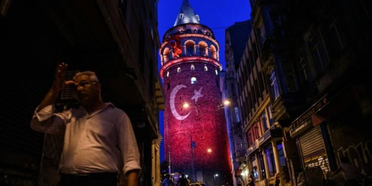 Turquie: le putsch manqué coûterait près de 90 milliards d'euros à l'économie