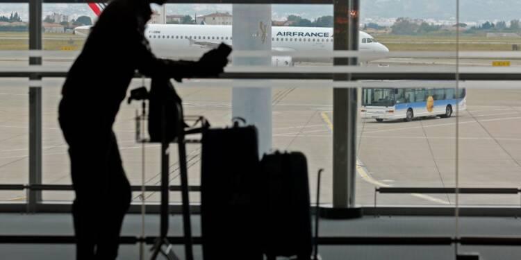 Grève des pilotes à Air France, 80% des vols assurés lundi