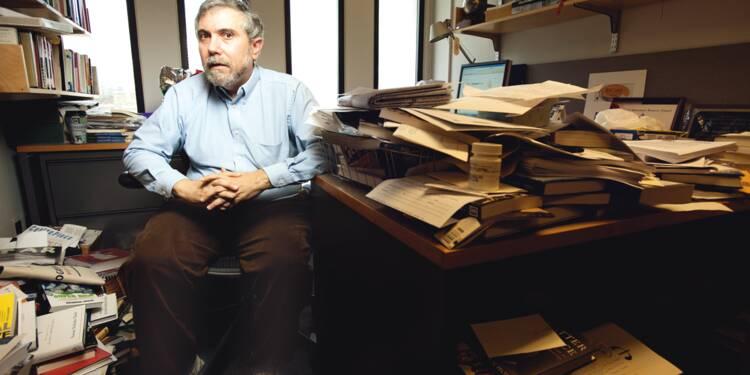 Paul Krugman (né en 1953) : il a formulé la nouvelle théorie du commerce international