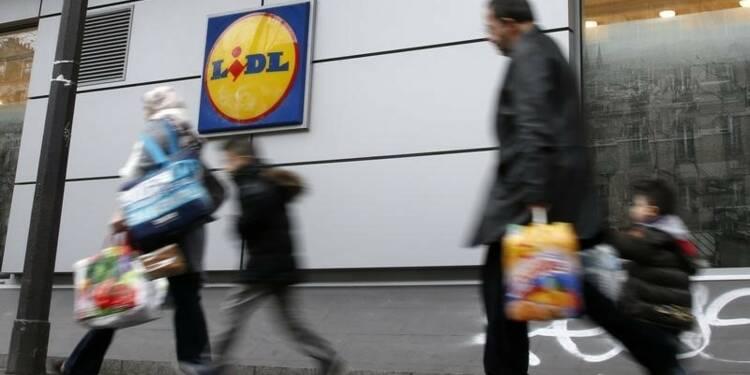 Le propriétaire de Lidl va investir 6,5 milliards d'euros